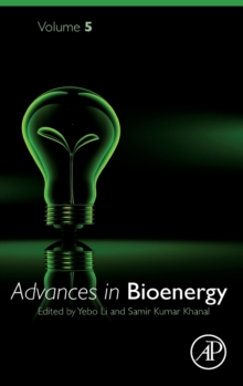 Image for Advances in bioenergy