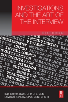 Image for Investigations and the Art of the Interview