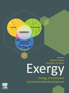 Image for Exergy : Energy, Environment and Sustainable Development