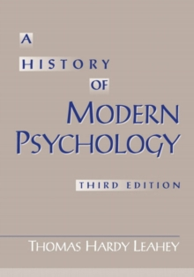 A History of Modern Psychology (3rd Edition)