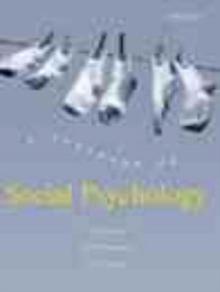 A Textbook of Social Psychology