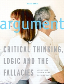 Image for Argument : Critical Thinking, Logic, and the Fallacies, Second Canadian Edition