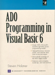 ADO Programming in Visual Basic 6