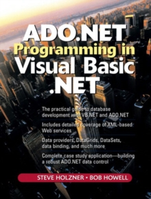ADO.NET Programming in Visual Basic .NET (2nd Edition)