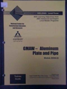 29308-03 GMAW - Aluminum Plate and Pipe TG