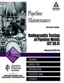 62401-03 Radiographic Testing of Pipeline Welds, Paperback