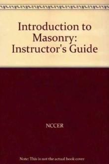 28101-04 Introduction to Masonry AIG