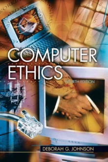 Image for Computer ethics  : analyzing information technology