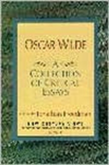 Image for Oscar Wilde : A Collection of Critical Essays