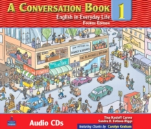 A Conversation Book 1: English in Everyday Life Audio Program (3 CDs) (4th Edition)