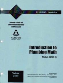 02104-05 Intro to Plumbing Math TG