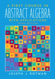 A First Course in Abstract Algebra (3rd Edition)