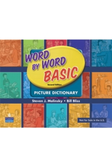 Image for Word By Word Basic Picture Dictionary - International