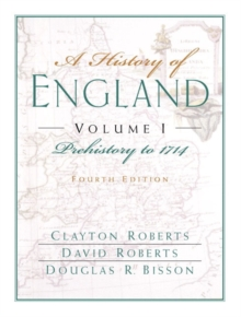 A History of England, Volume I: Prehistory to 1714 (Chapters 1-16)
