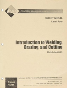 04403-09 Introduction to Welding, Brazing, and Cutting TG