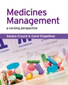 Image for Medicines management  : a nursing perspective