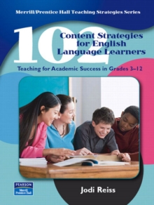 102 Content Strategies for English Language Learners: Teaching for Academic Success in Grades 3-12