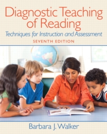 Image for Diagnostic teaching of reading  : techniques for instruction and assessment