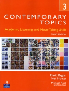 Image for Contemporary Topics 3: Academic and Note-Taking Skills (Advanced)