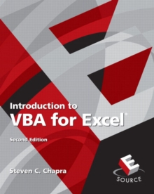Image for Introduction to VBA for Excel