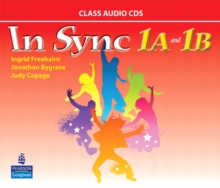 Image for In Sync 1 Class AudioCDs A & B