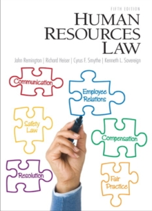 Image for Human Resources Law