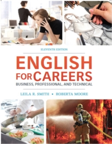Image for English for careers  : business, professional, and technical