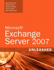 Image for Microsoft Exchange Server 2007 Unleashed