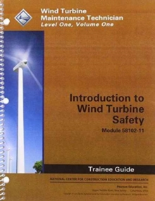 58102-11 Introuction to Wind Turbine Safety TG