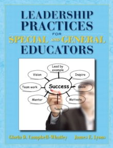 Image for Leadership Practices for Special and General Educators