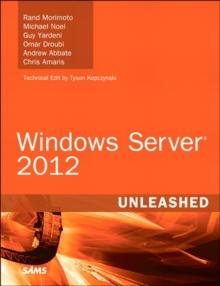 Image for Windows Server 2012 unleashed
