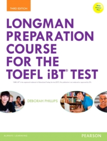 Image for Longman Preparation Course for the TOEFL (R) iBT Test, with MyEnglishLab and online access to MP3 files and online Answer Key