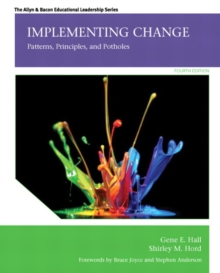 Image for Implementing Change : Patterns, Principles, and Potholes