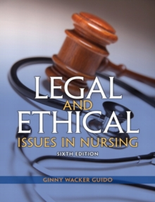 Image for Legal and ethical issues in nursing
