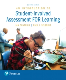 Image for An Introduction to Student-Involved Assessment FOR Learning