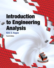 Image for Introduction to Engineering Analysis