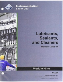 12109-13 Lubricants, Sealants, and Cleaners Trainee Guide