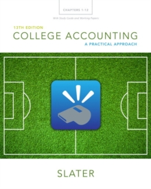 Image for College Accounting Chapters 1-12 with Study Guide and Working Papers