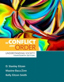 Image for In conflict and order  : understanding society