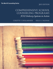 Image for Comprehensive school counseling programs  : K-12 delivery systems in action