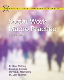 Image for Social work macro practice