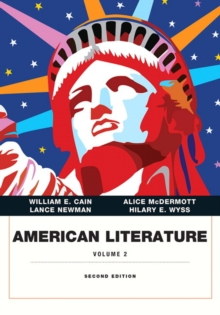Image for American Literature, Volume II