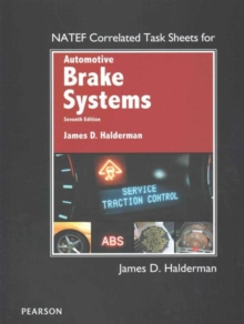 Image for NATEF Correlated Task Sheets for Automotive Brake Systems