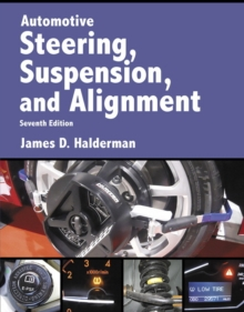 Image for Automotive steering, suspension, and alignment