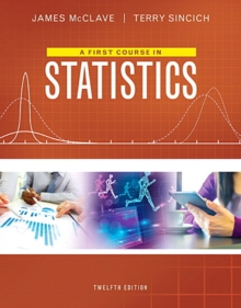 A First Course in Statistics (12th Edition)