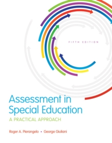 Image for Assessment in Special Education : A Practical Approach, Loose-Leaf Version