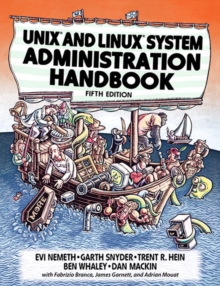 Image for Unix and Linux system administration handbook
