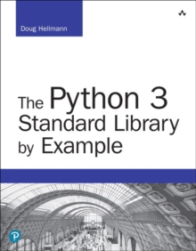 Image for The Python 3 standard library by example