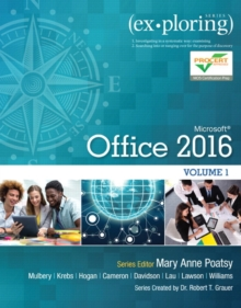 Image for Exploring Microsoft Office 16Volume 1