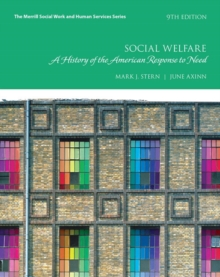 Image for Social welfare  : a history of the American response to need